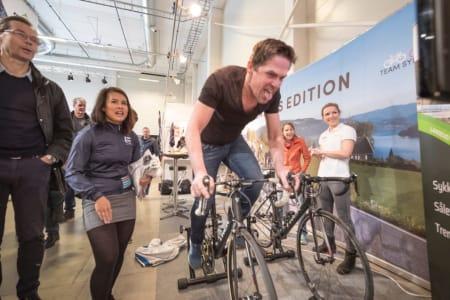 SYKKELMESSE: Bike Expo 2020 arrangeres 26.-28. mars på Norges Varemesse, i samarbeid med Camp Villmark.