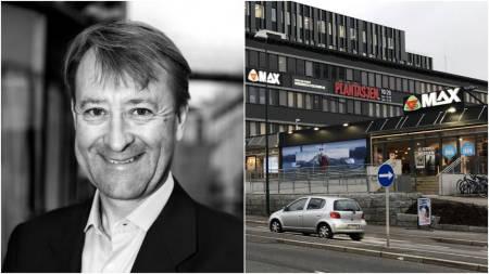 OPPKJØP: Bjørn Rune Gjelsten kjøper store deler av konkursboet til Gresvig. Foto: Wiki.