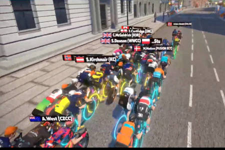 zwift like kalas cup norge