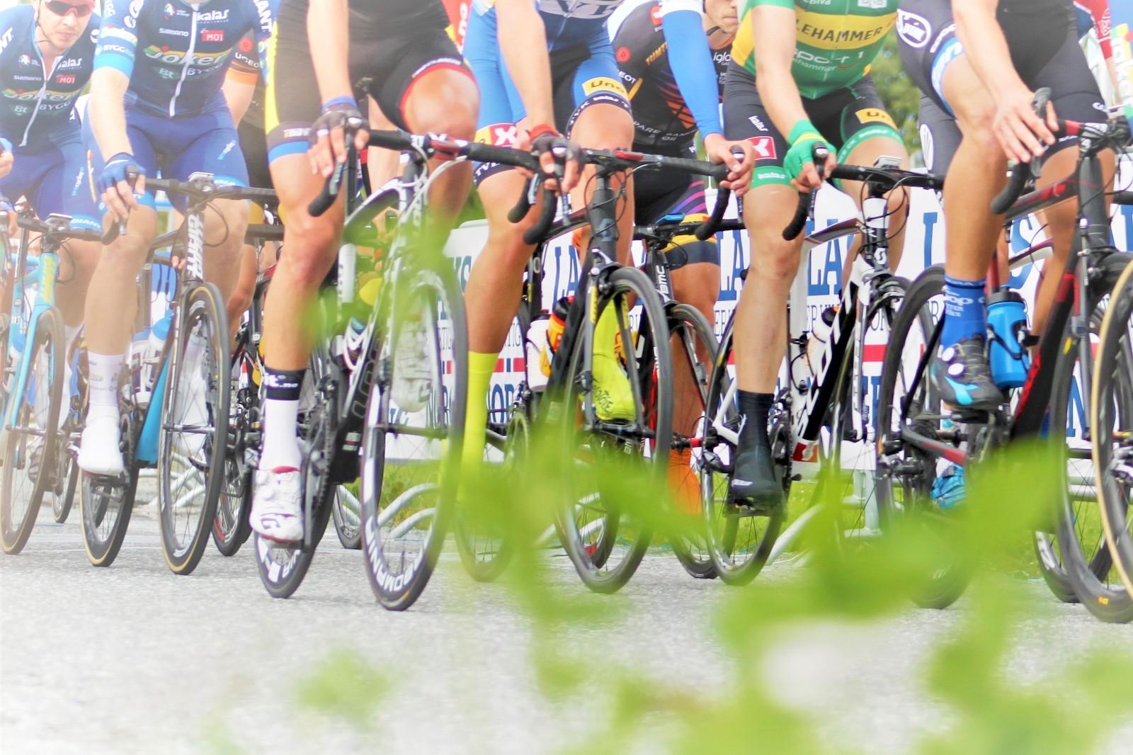 NM AVLYST: U23-fellesstarten ble stoppet etter 25 kilometer. Illustrasjonsfoto: NCF