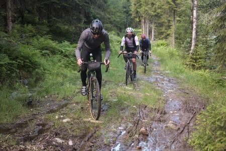 Oslo Gravel Grinder bød på 260 kilometer og 5300 høydemeter
