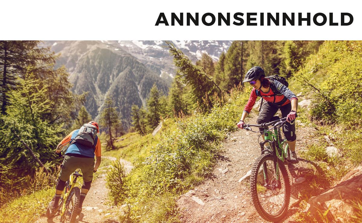 Du finner flere nedkjøringer og mer storslagne stier i Valais enn du kan drømme om - det må bare oppleves! Foto: Pascal Gertsch / Valais Promotion
