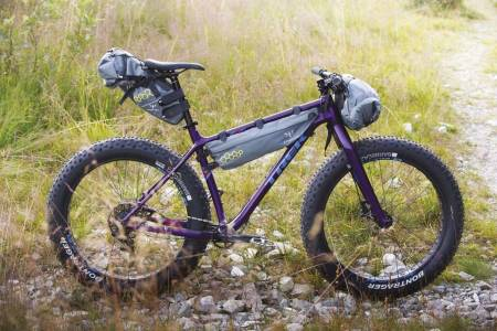 Bikepacking, bikepack, tursykling, grussykling, sykkelferie