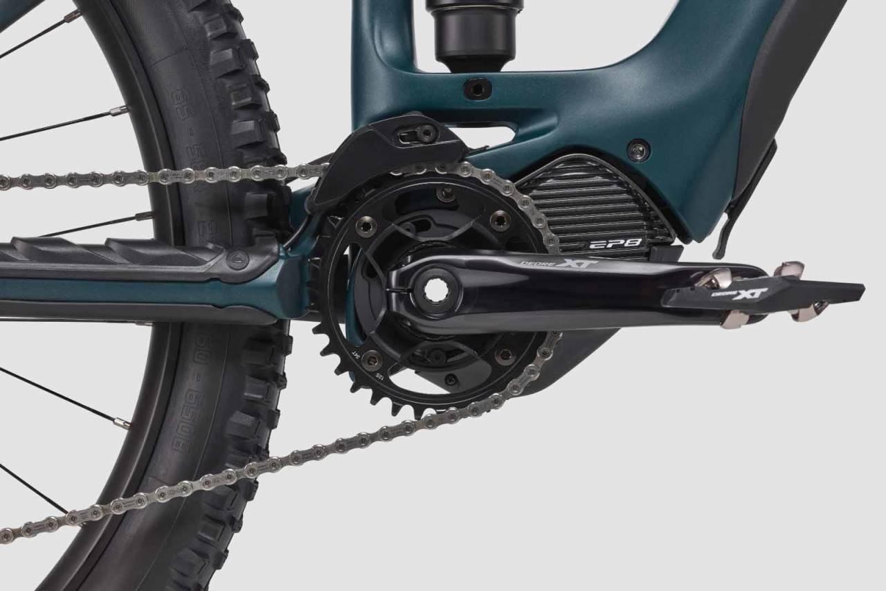 elsykkel shimano motor elektrisk terrengsykkel