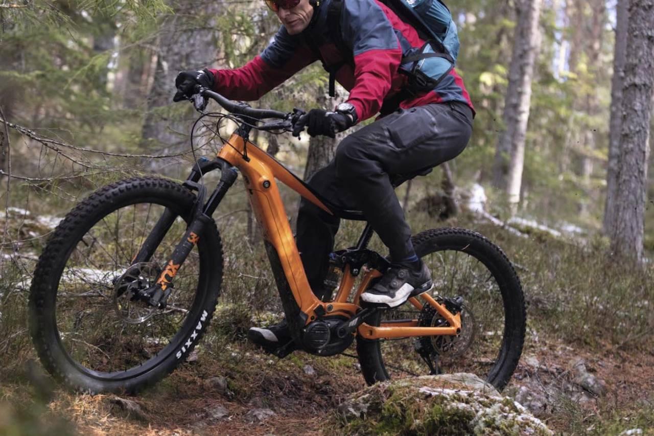 ikke forbudt å sykle elsykkel på sti i Oslo