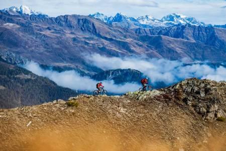 elsykkel reise alpene