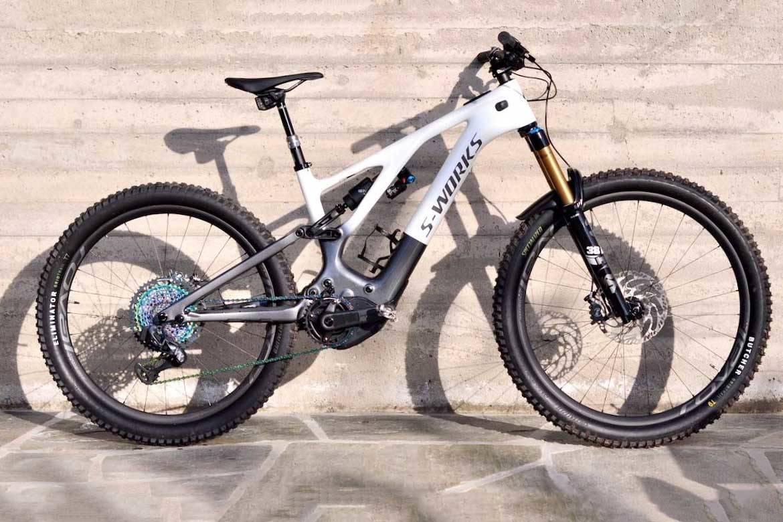 specialized turbo levo elsykkel