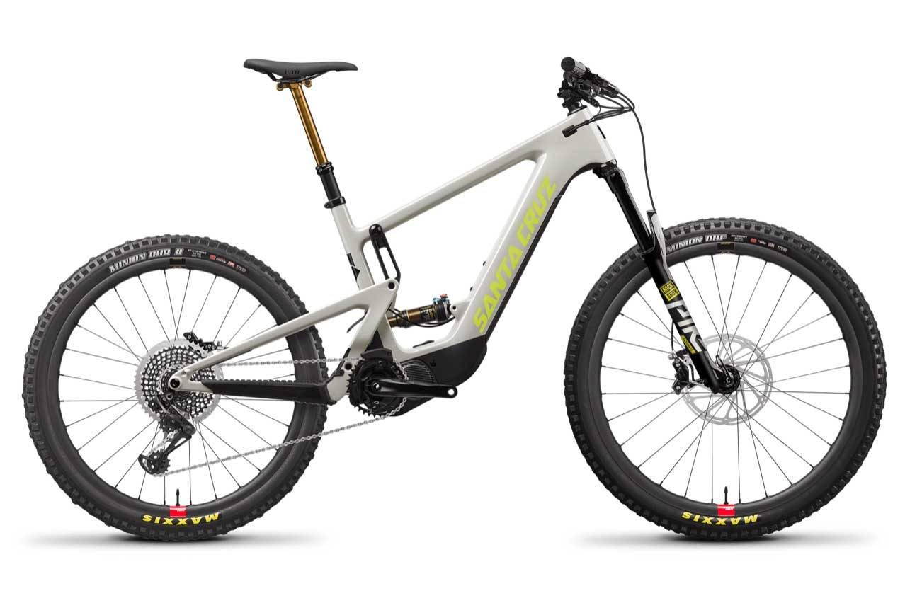 santa cruz heckler mx