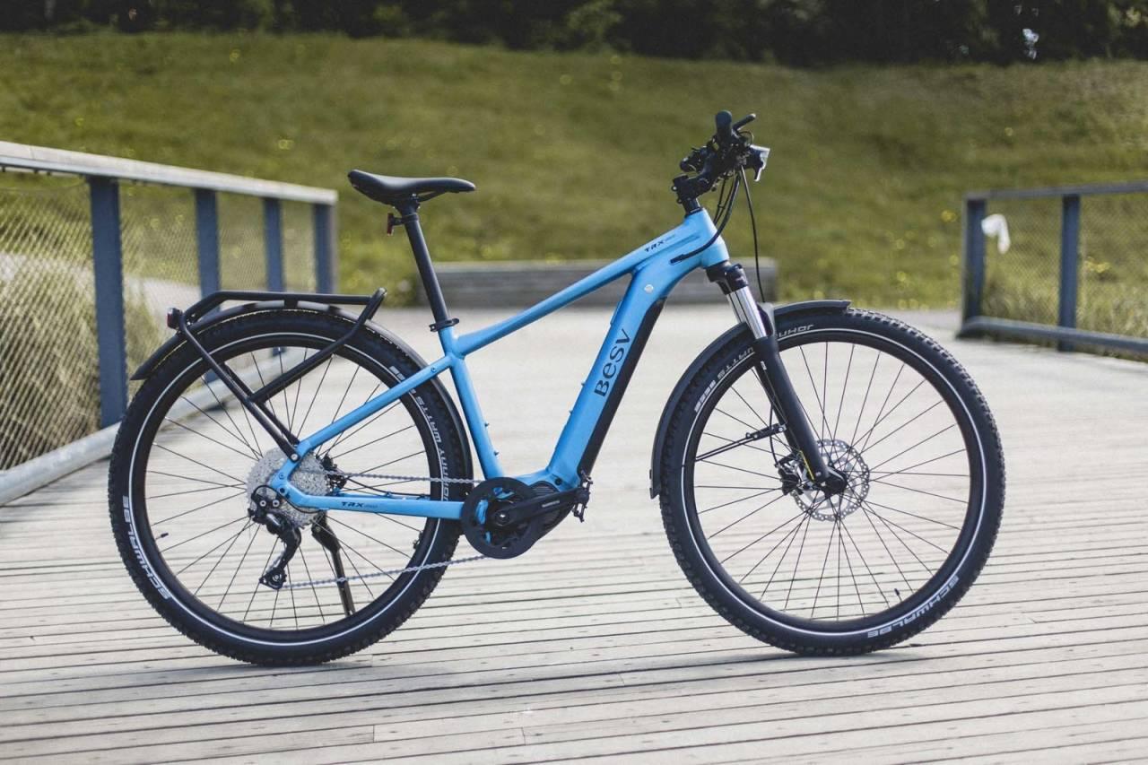 test besv trx urban elsykkel birk sport