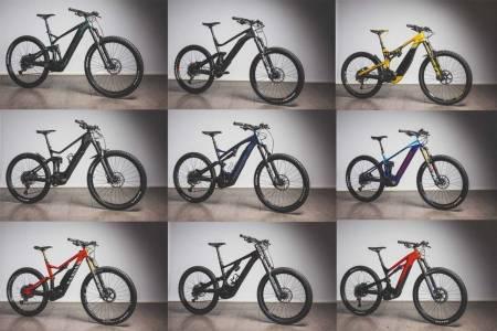 Test Elsykkel Specialized, el sykkel Canyon, elsykkel Merida, elsykkel Cannondale, Intense og Whyte