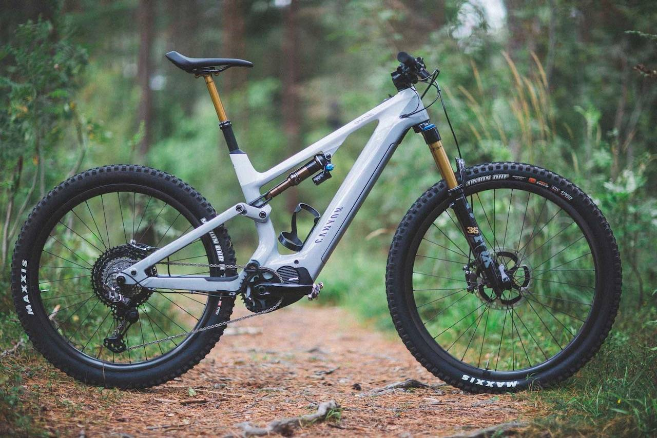 Test Canyon Spectral:ON CF 0