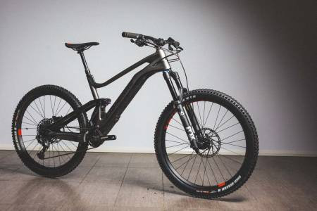 Lapierre E-Zesty AM 9.0 Hybrid test elsykkel