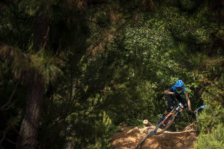 Zakarias Blom Johansen Enduro World Series 2020 Finale Ligure