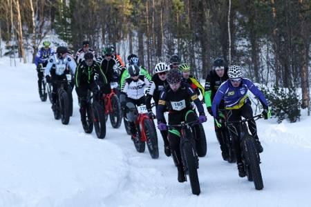 Arctic Alta Fatbike Race 2021