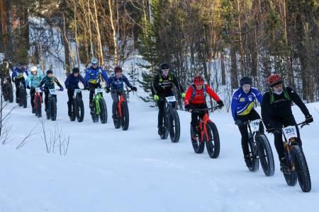 Arctic Alta Fatbike race avlyses