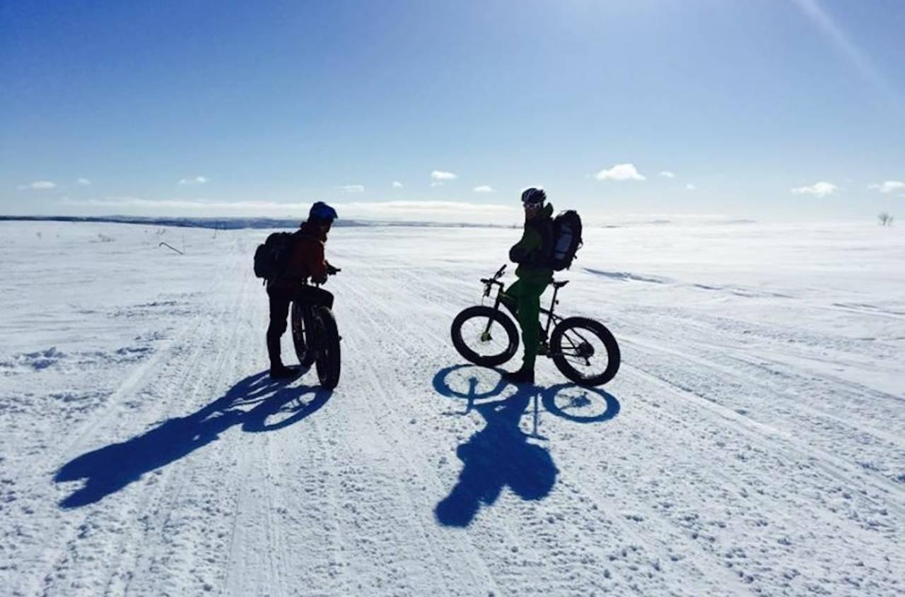 fatbike finnmark finnmarksvidda