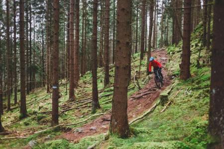 vintersykling kommentar terrengsykkel