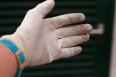 MYKE HENDER: Ta vare på hendene dine med et par mekkehansker med godt grep.