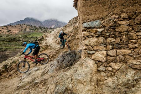 På gamle Berber-stier