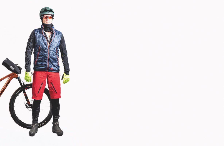 KLEDD OPP: Kle deg etter løk-prinsippet i vinter. Lag på lag med hensiktsmessige plagg er nøkkelen til trivsel i kulda. Foto: Kristoffer H. Kippernes
