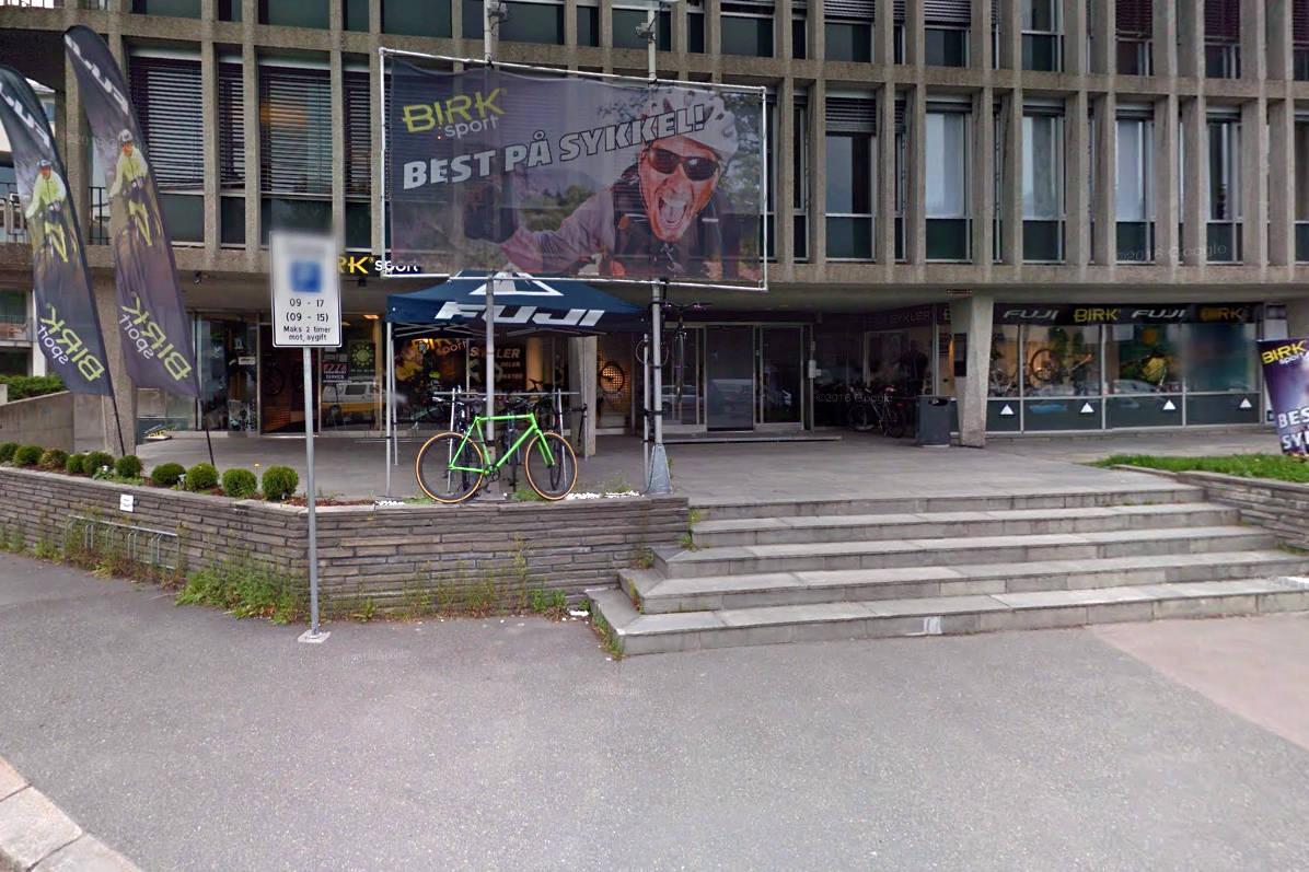 KONKURS: Birk Sport er konkurs. Her fra butikken på Torshov i Oslo. Foto: Google Maps