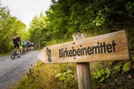 DENNE VEI: Bli med Terrengsykkel på en fototur blant syklister, publikum, funksjonærer og tilskuere på Lillehammer (foto: Snorre Veggan)