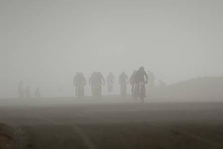 KLAR FOR FJELLTUR: Det er under to uker igjen til Birkebeinerhelga, bruk tiden fornuftig. (foto: Kristoffer H. Kippernes)