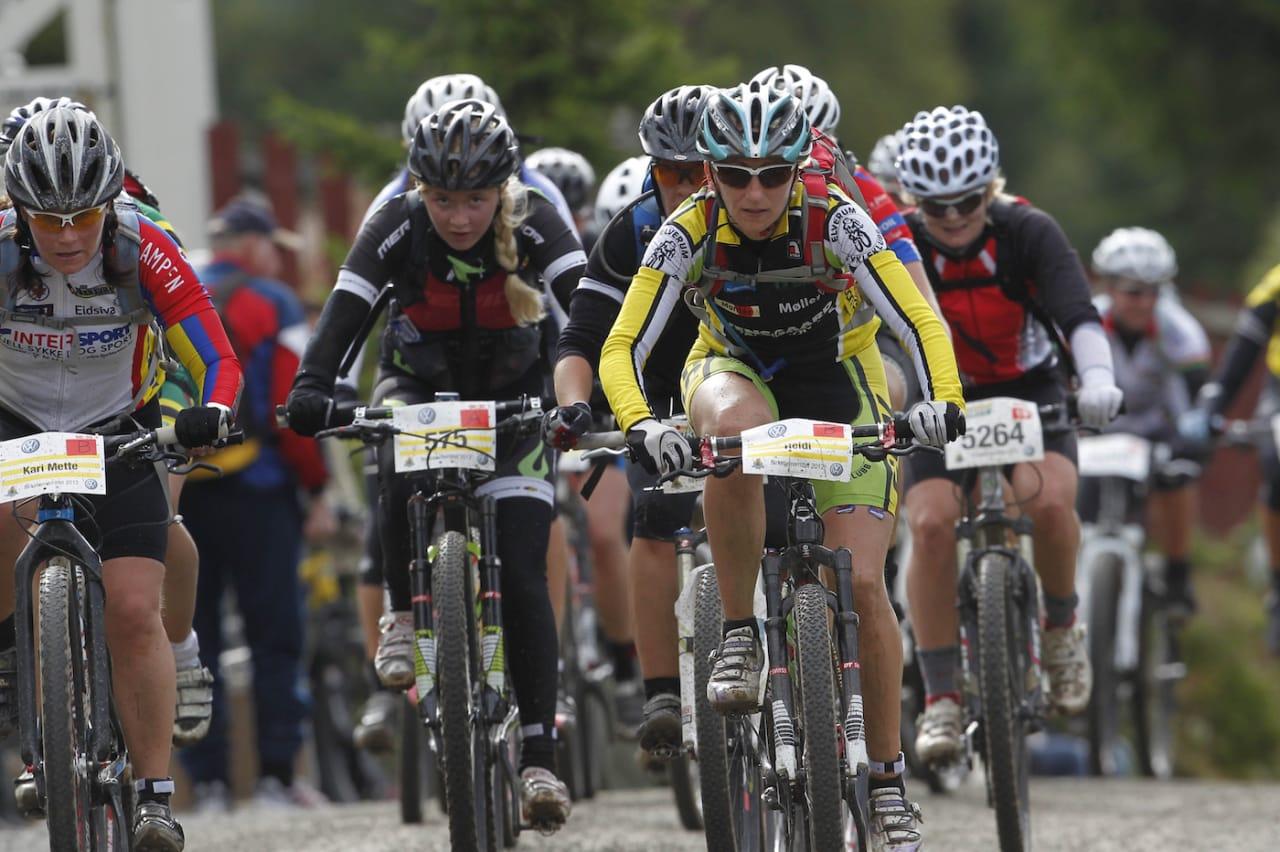 Færre deltakere i Birken fører til kutt i organisasjonen. Foto: Birken AS