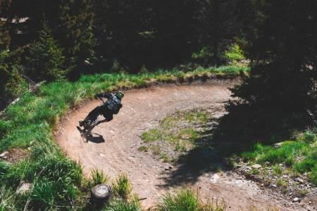UTVIDER Ã…PNINGSTIDENE: Hafjell Bike Park utvider tilbudet med heisbasert sykling sommeren 2020. Foto: Kippernes