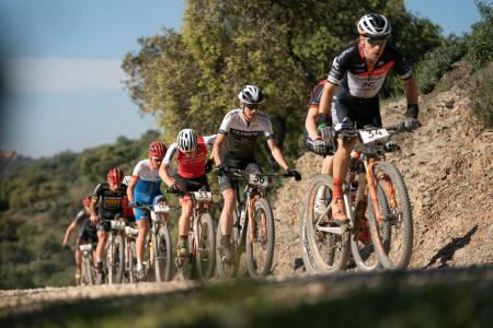Ole Hem kom på sjuendeplass sammenlagt i Andalucia Bike Race