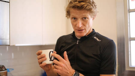 Ø: Hold på rutinene. Spis det samme og drikk kaffen din, anbefaler utstyrsredaktør Øyvind Aas. Bilde: Christian Nerdrum