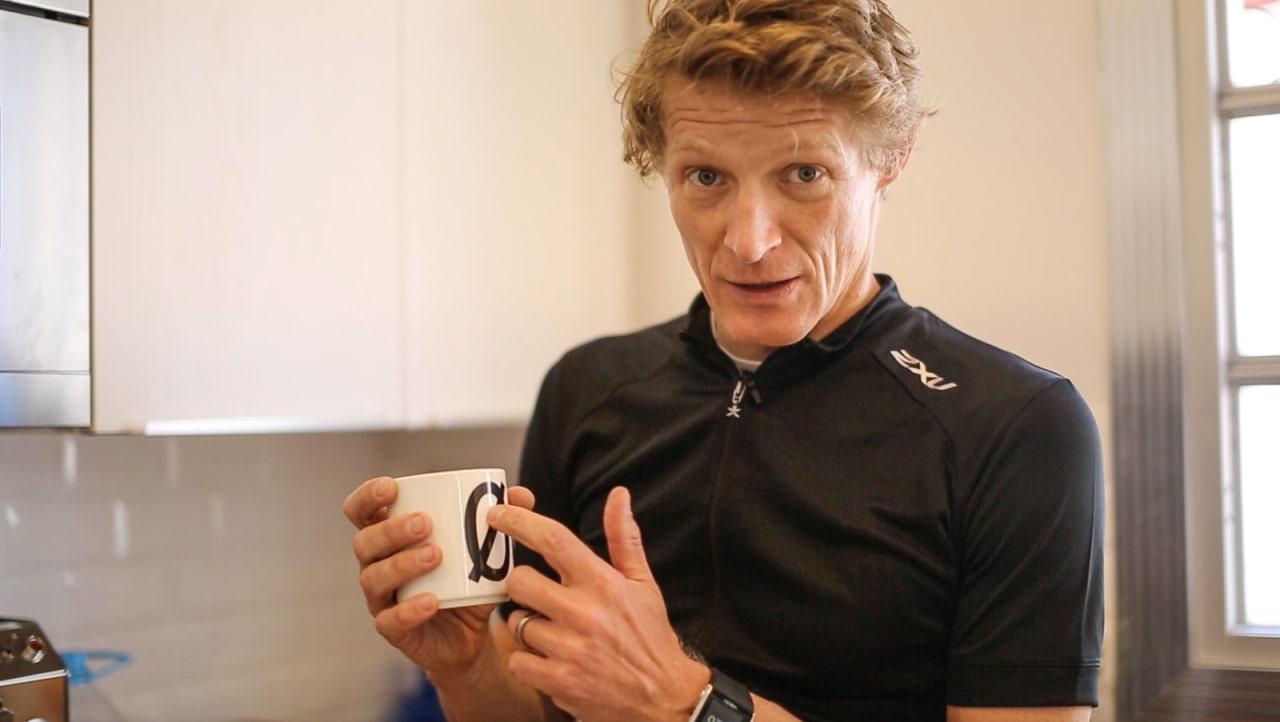 Ø: Hold på rutinene. Spis det samme og drikk kaffen din, anbefaler Ø. Aas. Bilde: Christian Nerdrum