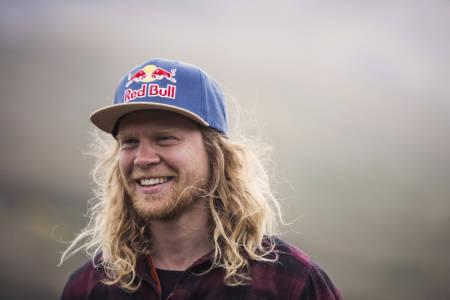 FERDIG: Makken har vært Red Bull-sponset i syv år. Denne uken tok imidlertid samarbeidet slutt. Foto: Red Bull Content Pool / Joakim Andreassen
