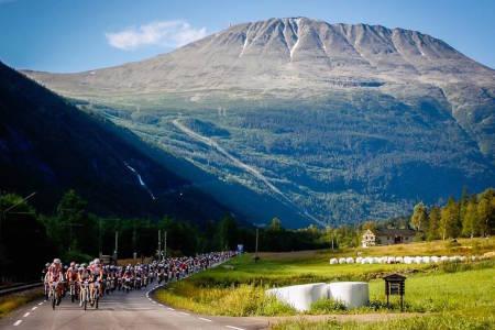 Helterittet på lørdag fungerer i år som finale i Norgescupen maraton, og er samtidig siste formtest før NM neste helg. Foto: Helterittet