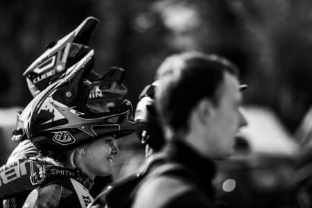 Ryttermøte før start. Foto: Snorre Veggan