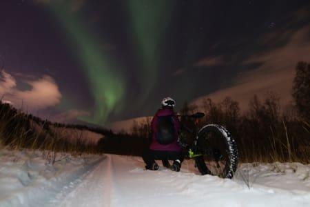 – Nordlyset gjorde turen til en rå opplevelse