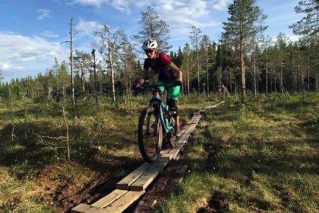 NOTS Lillehammer fikk 30 000 kroner til stier