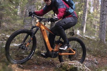 NOTS utsetter standpunkt om elsykling