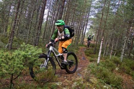 Nå starter prosessen med å utrede verneplan for nasjonalpark i Østmarka. Den vil NOTS være en aktiv del av. Foto: Bjørn Enoksen