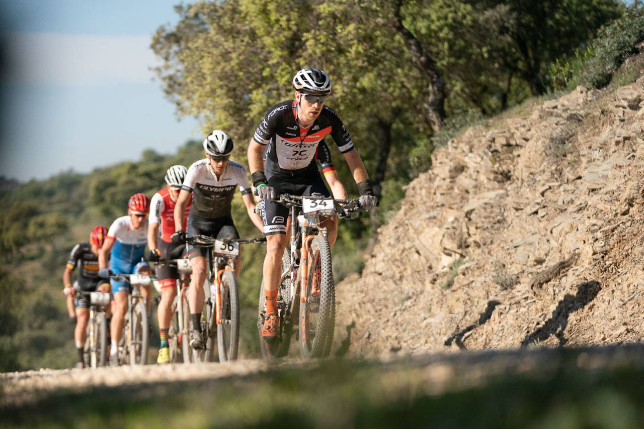 Ole Hem i Andalucia Bike Race 2020