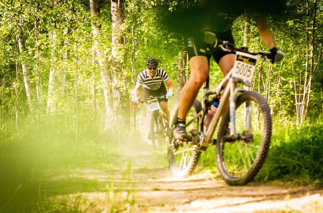 NCF Region Øst innfører en ny 10-kronersavgift for hver deltaker i turritt. Det kan slå urettferdig ut, frykter rittarrangører som Per Langseth i KalasCup. Foto: Snorre Veggan