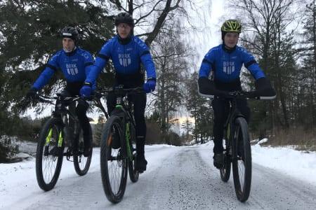 Øverbye Hanssen til maraton