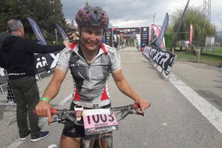 Hildegunn Gjertrud Hovdenak kom på fjerdeplass sammenlagt i Catalunya Bike Race. Foto: Catalunya Bike Rac