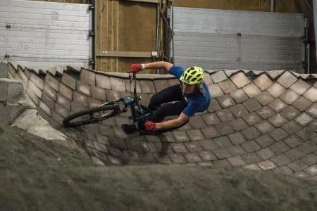 Pumptrack - knalltrening for stisyklister
