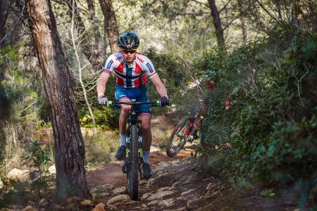 Sesongdebuterer med UCI-etapperitt
