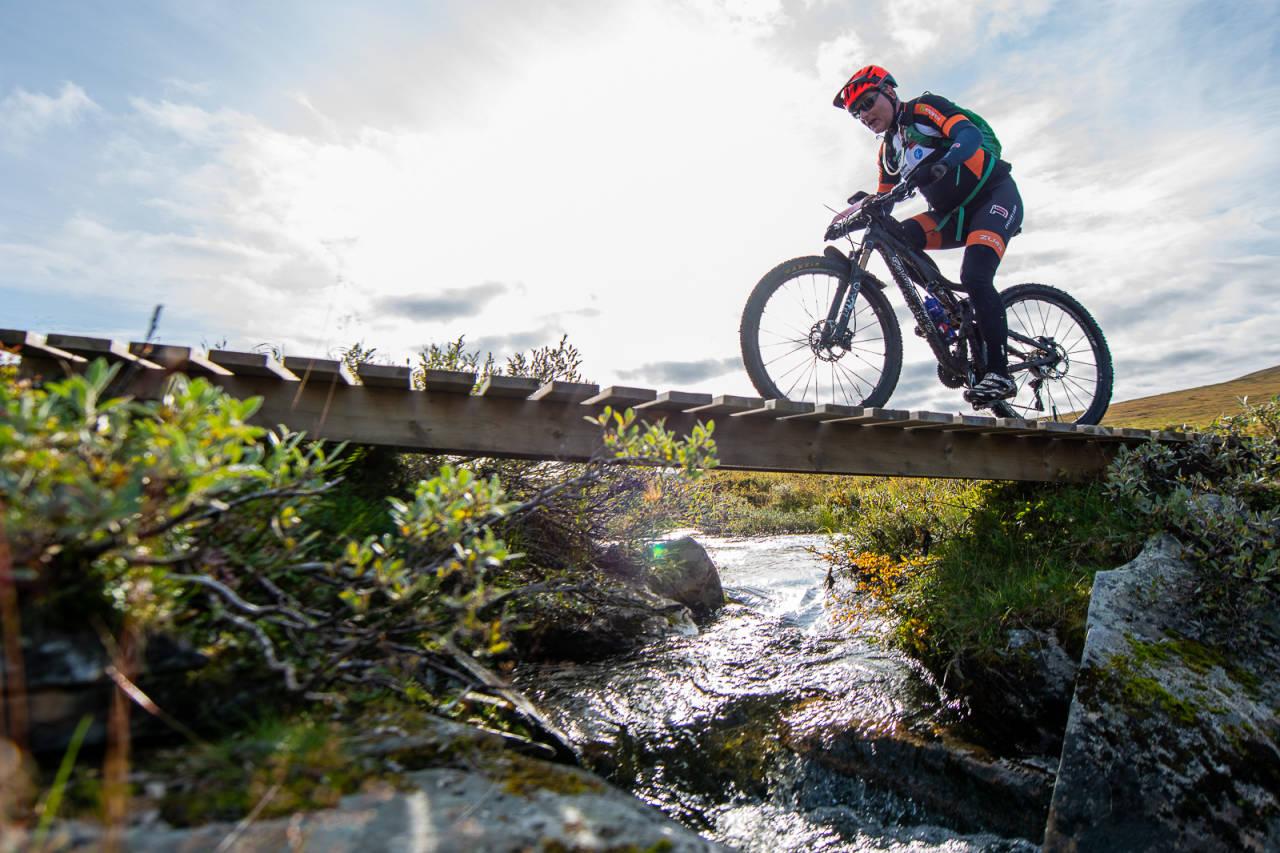 Utsikten og omgivelsene på Skaidi Xtreme er det lite å utsette på. Foto: Cecilia Emilie Johansen, Frikant/Skaidi Xtreme