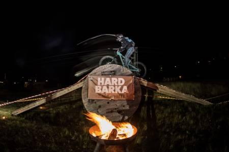 Nattetappen er blitt ett av signaturelementene i Hardbarka Enduro i Hemsedal. Den er også med i årets utgave. Foto: Svenn Fjeldheim