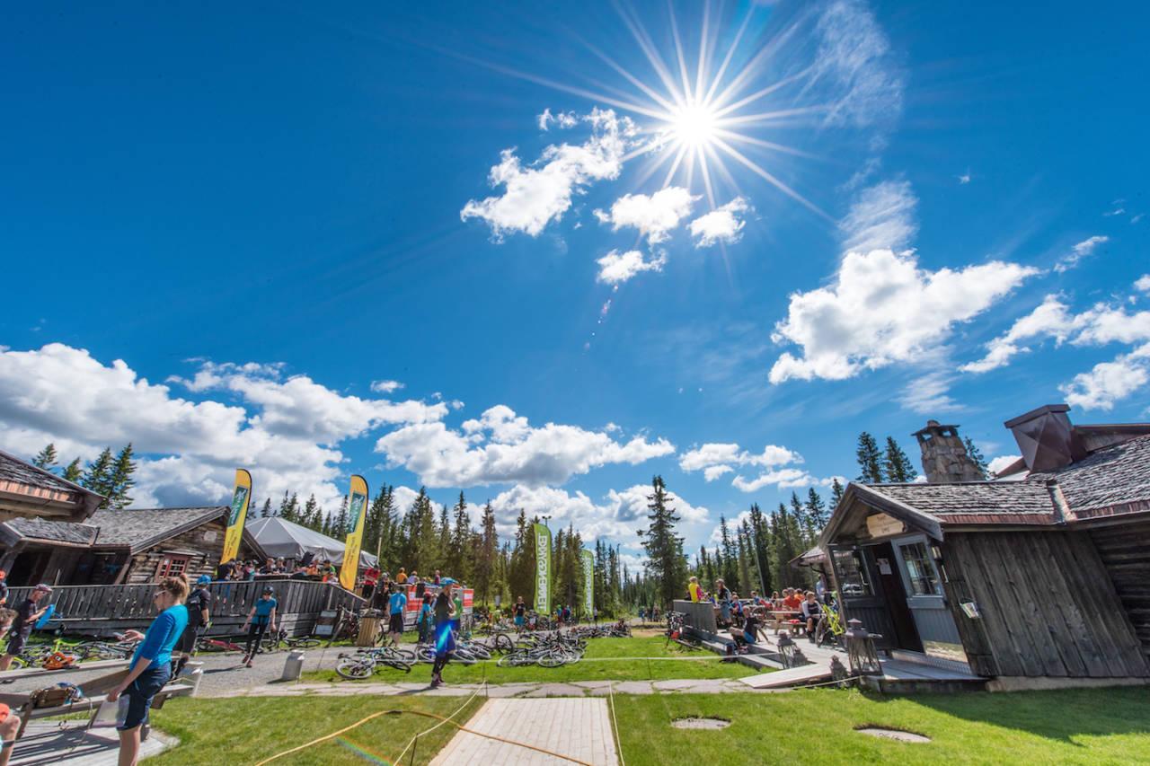 Sykkelsatsingen i Trysil har så langt skapt over 70 nye arbeidsplasser. Foto: Hans Martin Nysæter/Destinasjon Trysil
