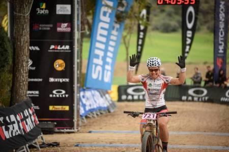 Hovdenak ble nummer to på tredje etappe i Andalucia Bike Race. Foto: Colin Derks (Sportograf)/Andalucia Bike Race presented by Shimano