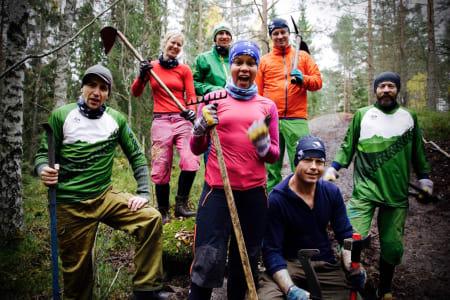 Vil du forme terrengsyklistenes kår i Oslo?